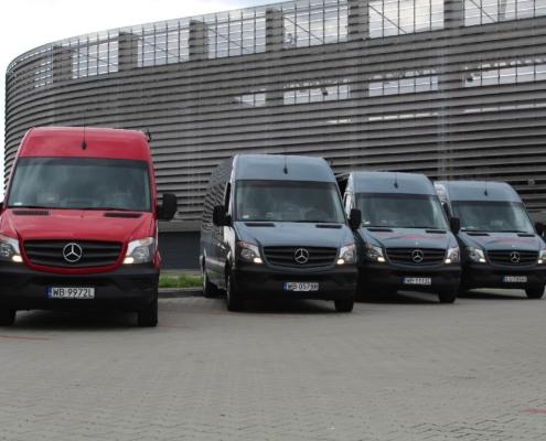 Profesjonalne busy z Polski do Holandii codziennie !